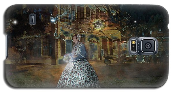 A Haunted Story In Dahlonega Galaxy S5 Case