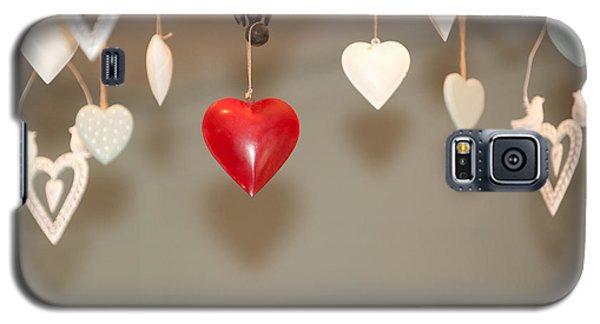 A Heart Among Hearts I Galaxy S5 Case