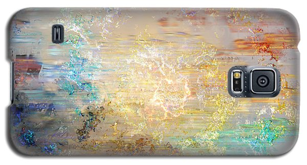 A Heart So Big - Custom Version 3 - Abstract Art Galaxy S5 Case