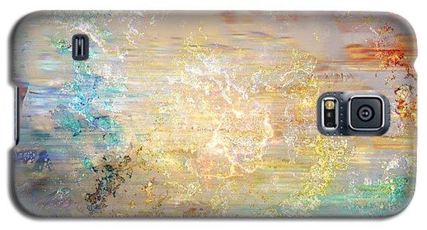A Heart So Big - Custom Version 4 - Abstract Art Galaxy S5 Case