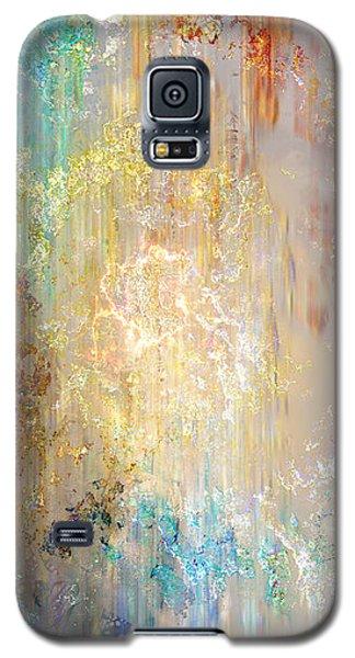 A Heart So Big - Custom Version 5 - Abstract Art Galaxy S5 Case