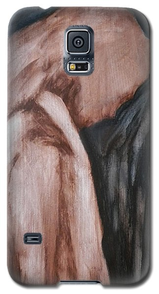A Heavy Thought Galaxy S5 Case