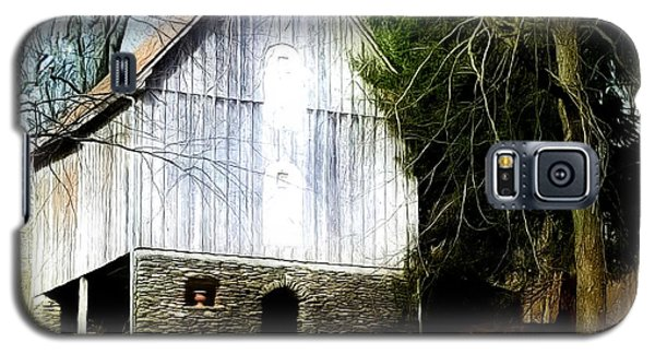 A Hidden Barn In West Chester, Pa Galaxy S5 Case