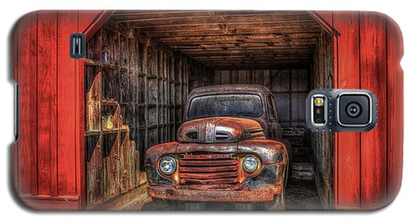 A Hiding Place 1949 Ford Pickup Truck Galaxy S5 Case