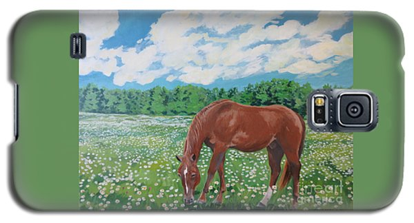A Horse Named Dante Galaxy S5 Case