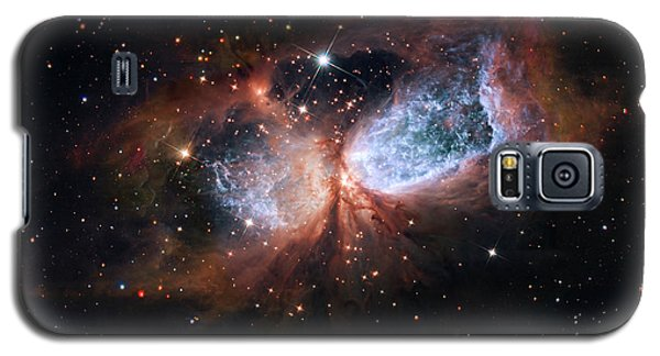 Galaxy S5 Case featuring the photograph A Composite Image Of The Swan by Nasa