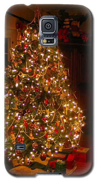 A Jewel Of A Christmas Tree Galaxy S5 Case