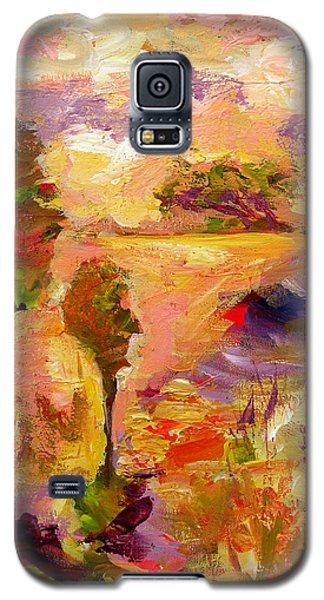 A Joyous Landscape Galaxy S5 Case