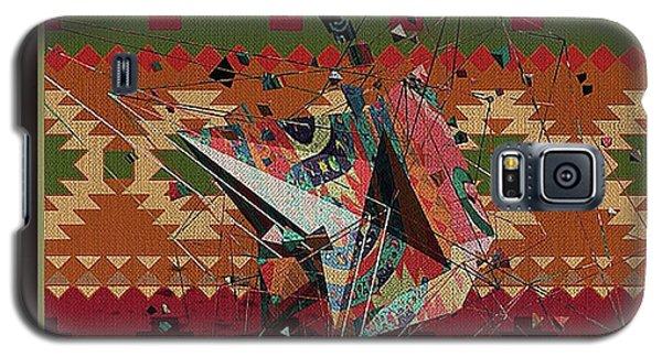 A La Kandinsky C1922 Galaxy S5 Case
