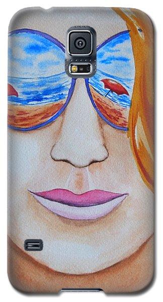 A La Plage Galaxy S5 Case