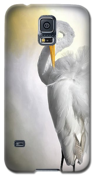 A Lady Needs Her Privacy Galaxy S5 Case