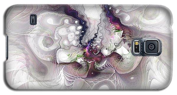 A Leap Of Faith - Fractal Art Galaxy S5 Case by NirvanaBlues