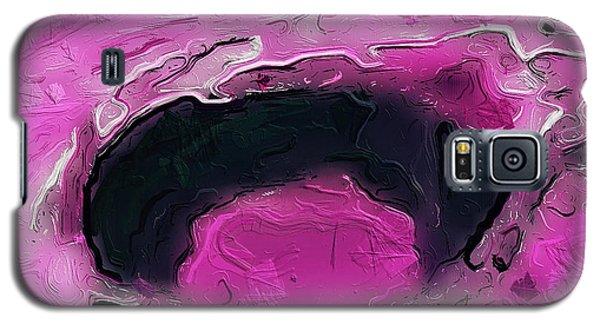A Lifeless Planet Pink Galaxy S5 Case