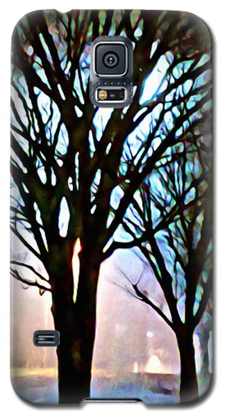 A Light Dusting Of Solitude Galaxy S5 Case