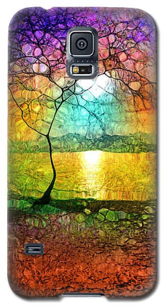 A Light Like Love Galaxy S5 Case