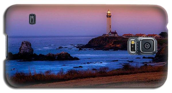 A Light On A Rock  Galaxy S5 Case