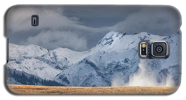 A Little Gust Galaxy S5 Case