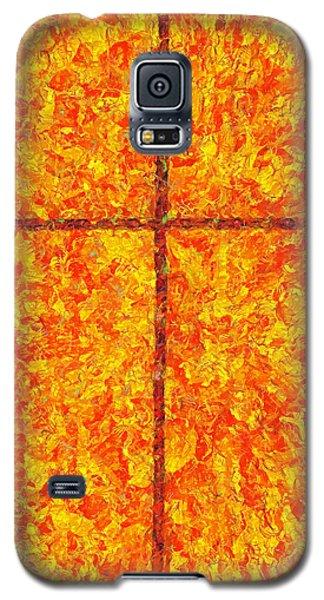 A Living God Galaxy S5 Case