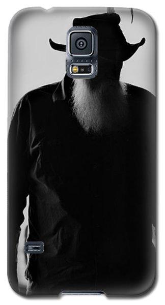 A Man Of Few Words Galaxy S5 Case