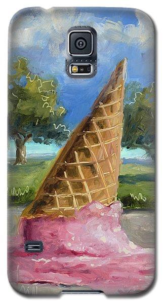A Mid Summer Tragedy Galaxy S5 Case by Billie Colson