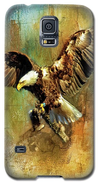 A Mighty Wingspan Galaxy S5 Case