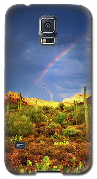 A Miracle Of Timing Galaxy S5 Case