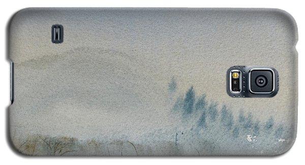 A Misty Morning Galaxy S5 Case