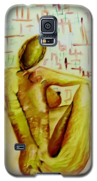 A Moment In Time Galaxy S5 Case