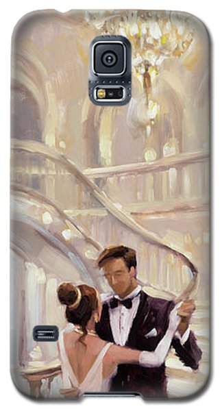 Magician Galaxy S5 Case - A Moment In Time by Steve Henderson