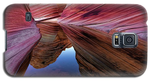 Galaxy S5 Case featuring the photograph A Moment To Reflect by Jonathan Davison