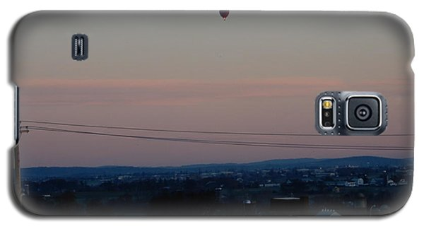 A Morning Hot Air Balloon Ride Galaxy S5 Case