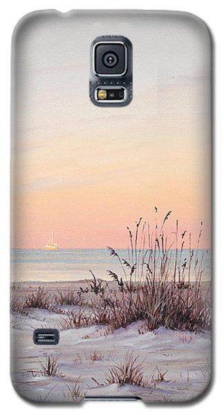 A Morning Stroll Galaxy S5 Case