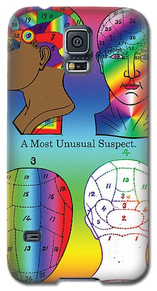 A Most Unusual Suspect Galaxy S5 Case