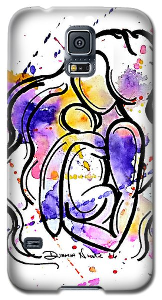 A Mother's Love Galaxy S5 Case by Diamin Nicole