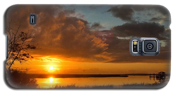 Galaxy S5 Case featuring the photograph A New Beginning by Laura Ragland