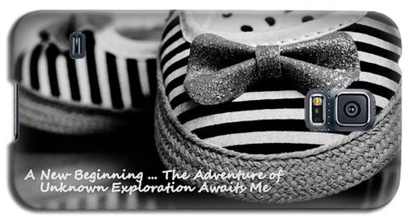 Galaxy S5 Case featuring the photograph A New Beginning by Patrice Zinck