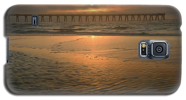 Galaxy S5 Case featuring the photograph A New Day Dawning by Renee Hardison