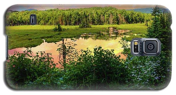 A New England Bog. Galaxy S5 Case