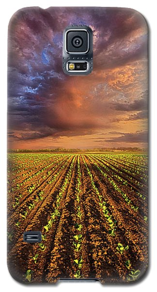 A New Season Galaxy S5 Case