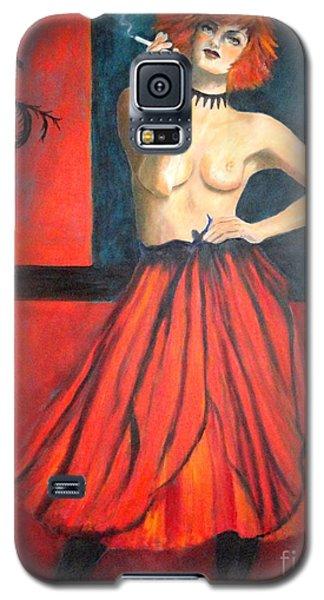 A New Version Of Lisbeth Salander Galaxy S5 Case