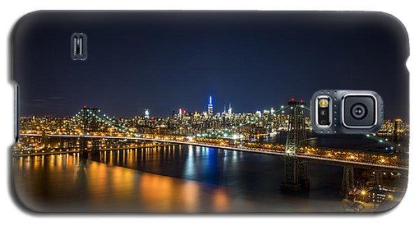 A New York City Night Galaxy S5 Case