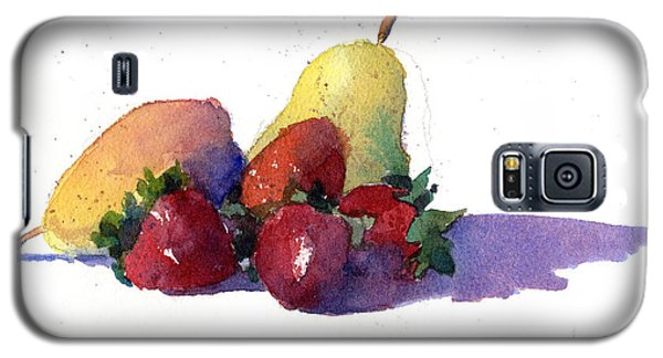 Still Life With Pears Galaxy S5 Case
