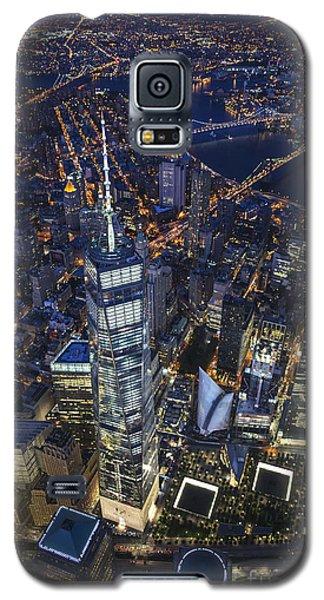 A Night In New York City Galaxy S5 Case