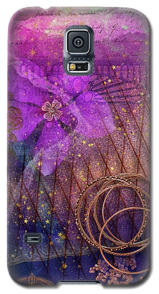 A Night Out Galaxy S5 Case