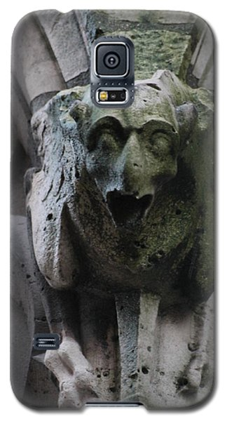 Galaxy S5 Case featuring the photograph A Notre Dame Griffon by Christopher Kirby