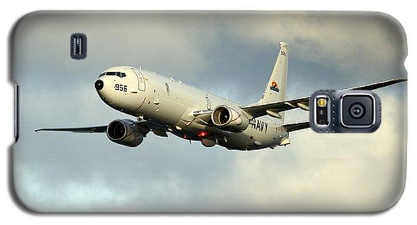 A P-8a Poseidon In Flight Galaxy S5 Case
