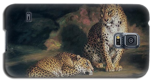 A Pair Of Leopards Galaxy S5 Case