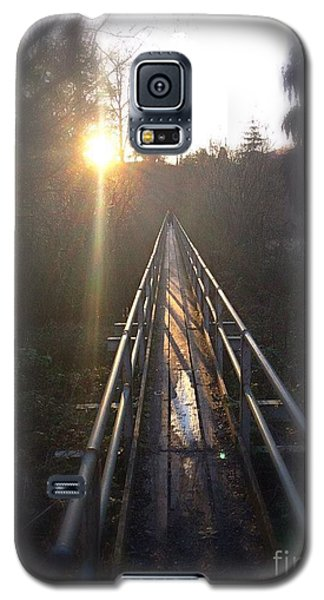 A Path Into The Unknown Galaxy S5 Case