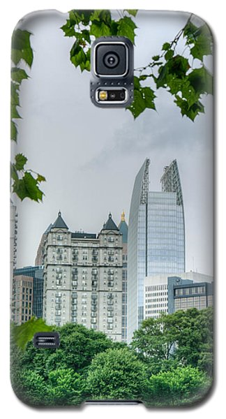 A Peek At The Atlanta Skyline Galaxy S5 Case