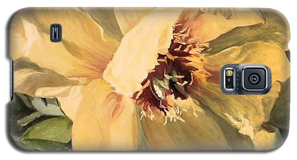 A Peony For Miggie Galaxy S5 Case
